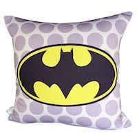 Divina Diseños  Cojín Decorativo Super Héroe Batman